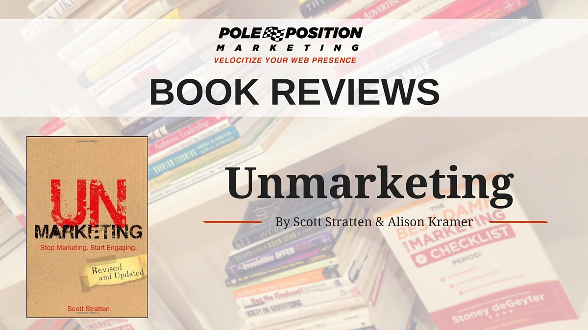Unmarketing book review