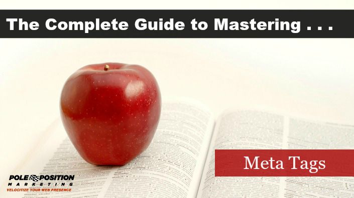 Complete guide to mastering meta tags