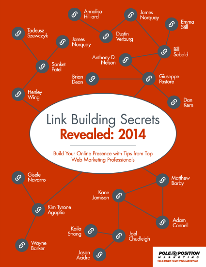 link building secrets revealed cover