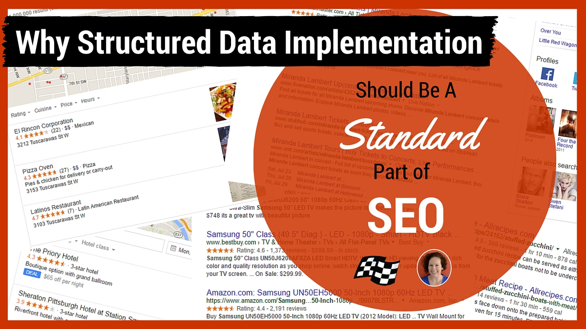 Why Structured Data Implementation Should Be A Standard Part of SEO