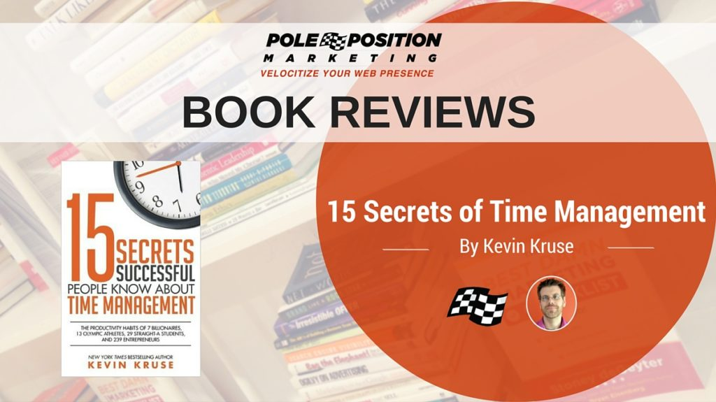 secrets of time management cover