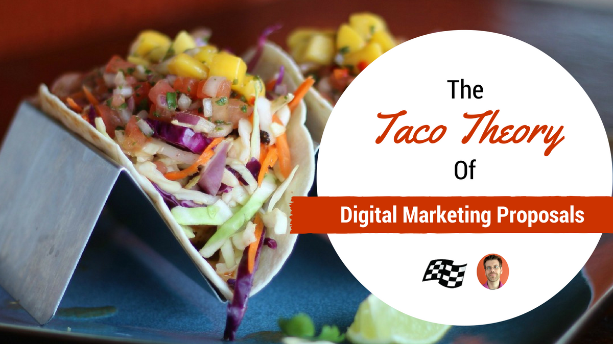 taco theroy of digital marketing proposals