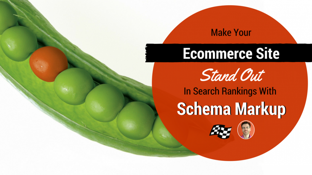 schema markup for ecommerce