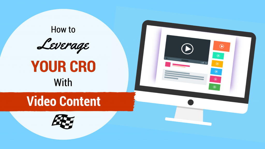 increase conversions with video