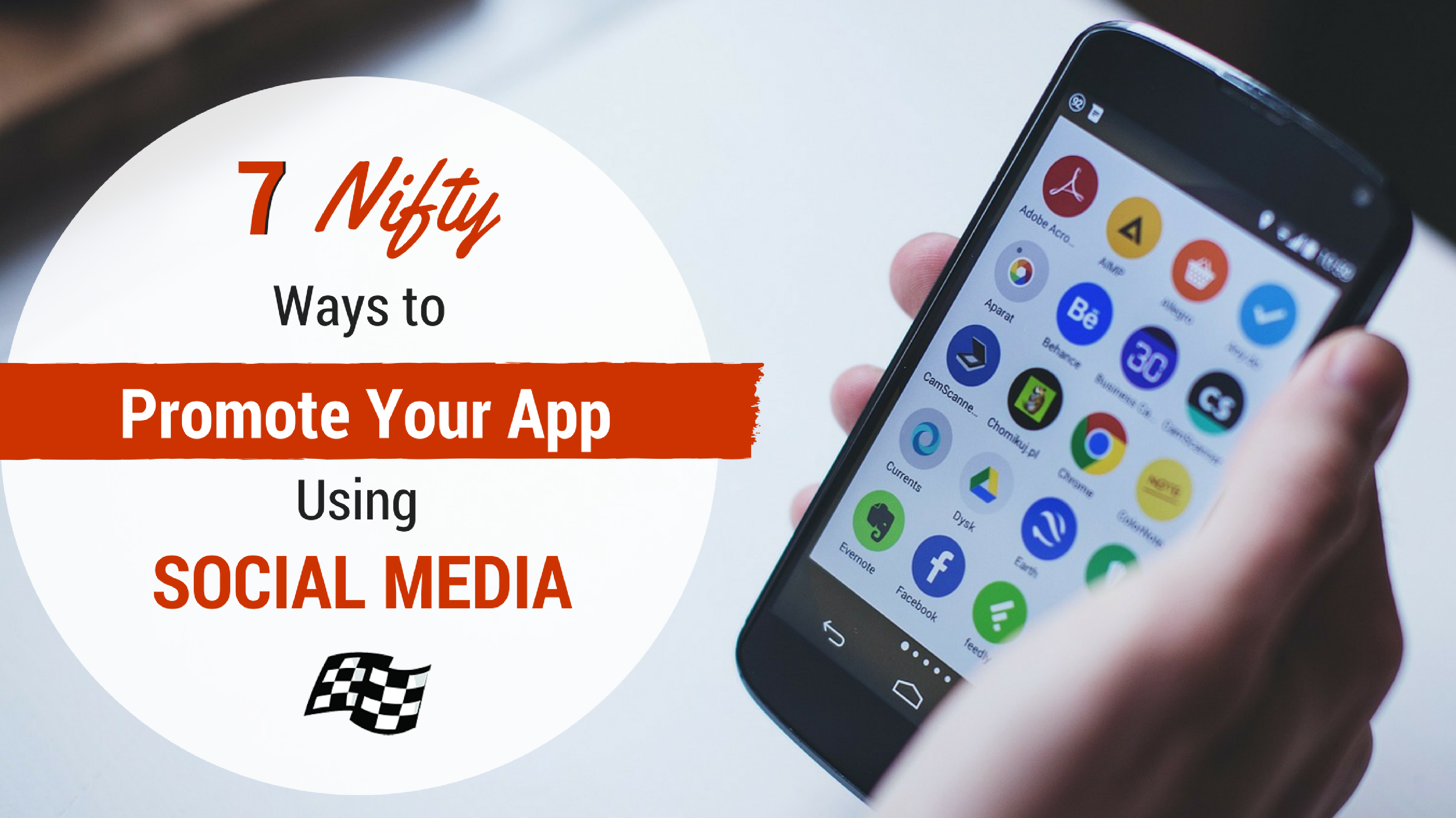 7 Nifty Ways to Promote Your App Using Social Media