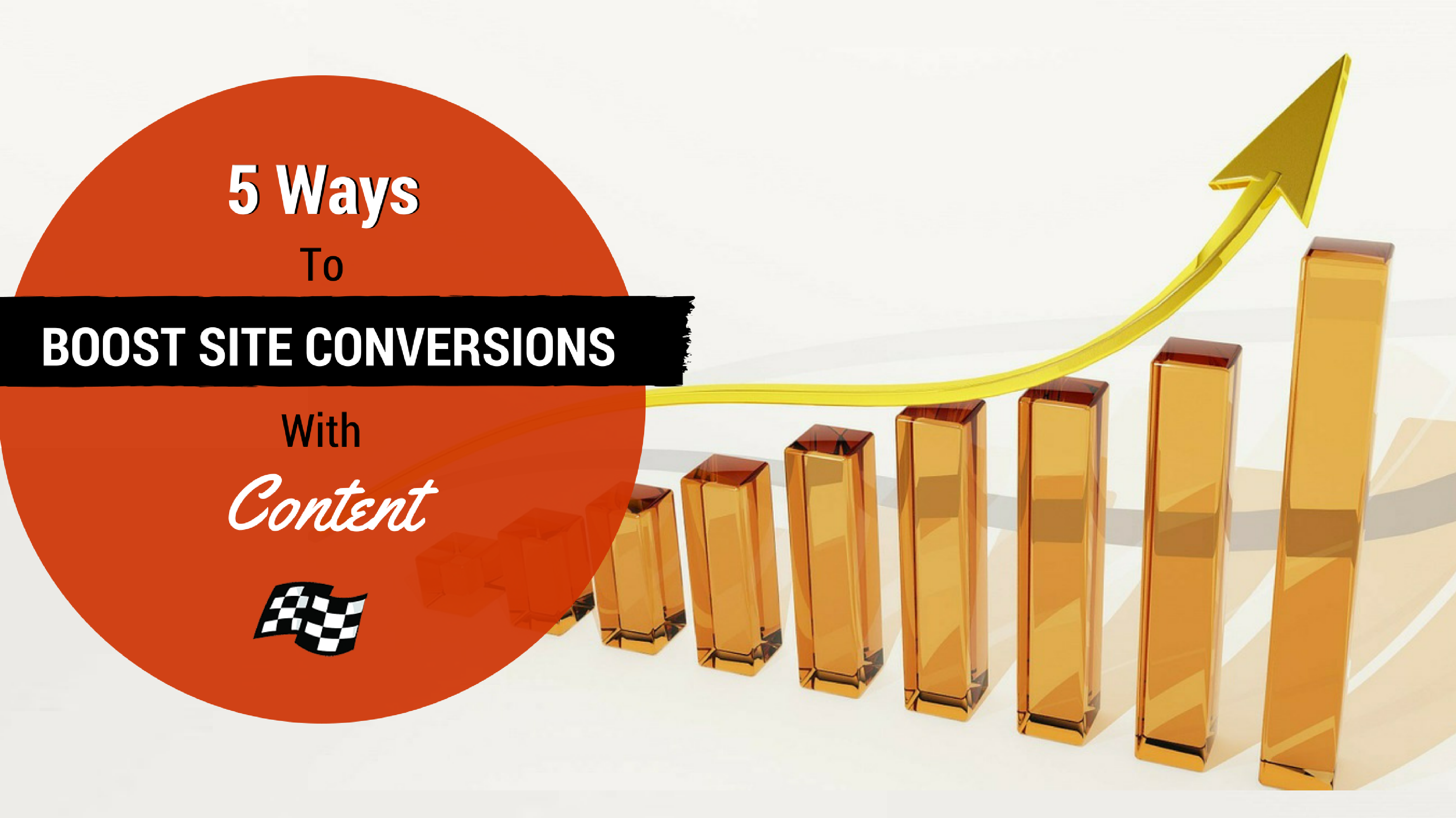 increase conversions with content