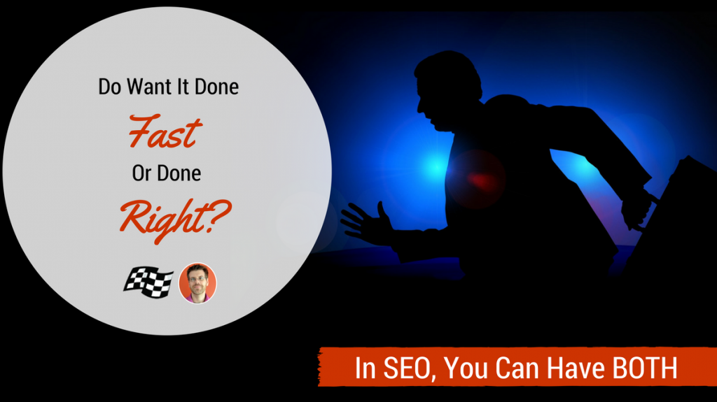 quick seo fixes