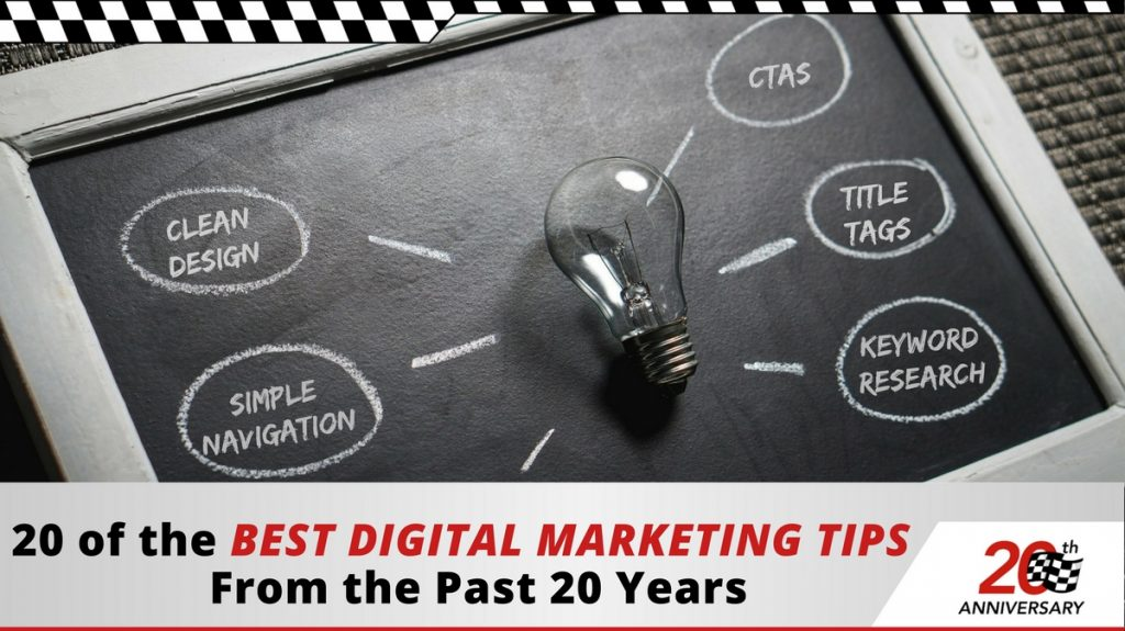 20 best digital marketing tips